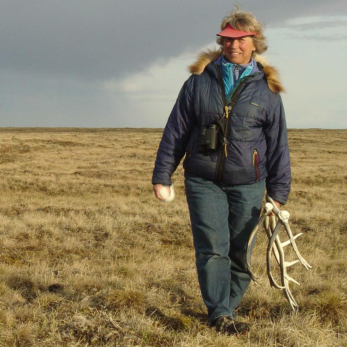 Dr. Elizabeth Wolfe, Alaska